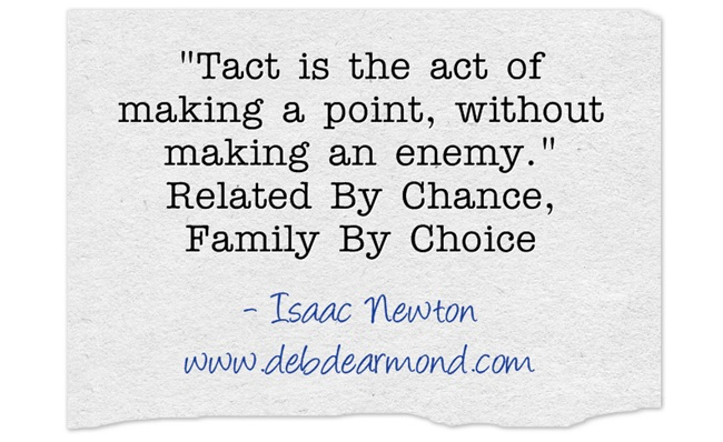 Tact-is-the-act-of